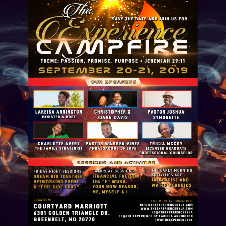 The Experience Campfire eFlyer